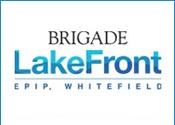 brigade lakefront 2, 3, 4 bhk apartments sale at bangalore east