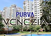 Purva Venezia 2/3 bhk apartments sale at bangalore North